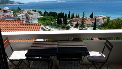 Photo for Apartment Ante  A3(2+2)  - Duce, Riviera Omis, Croatia