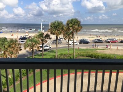 Photo for Top Floor Front Suite with Full View of Babe's Beach and the 61st Pier