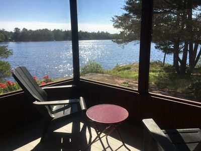 Photo for Beautiful Stoney Lake Cottage for Rent