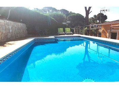 Photo for Private house with pool in Rosamar