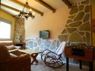 Photo for BED TO 12 KM OF AVILA WITH EXQUISITE DECORATION TO COLONIAL STYLE. 6 PLAZS