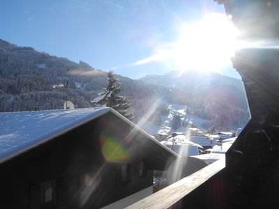 Photo for 2BR Apartment Vacation Rental in Jochberg