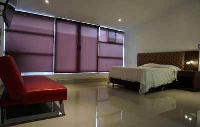 Photo for Modern furnished apartment close to center