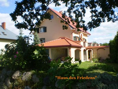Photo for An oasis of relaxation in the Kashubian village. Stylish house with sauna.