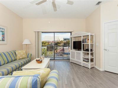 Welcome to Ocean Village Q35! - Our bright and airy condo is classic Florida. This condominium's interior has recently been refurbished and upgraded (October 2014) with new flooring and much more. You'll love the homey feeling at Ocean Village!