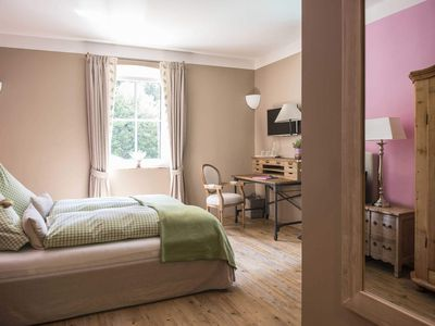 Photo for Ahorn double room - Waldruhe - bed, breakfast and a smile