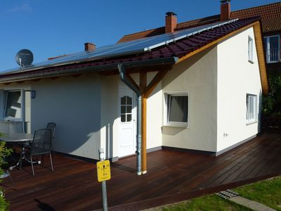 Photo for Holiday house Claas / Terrace / 1 km from the sandy beach