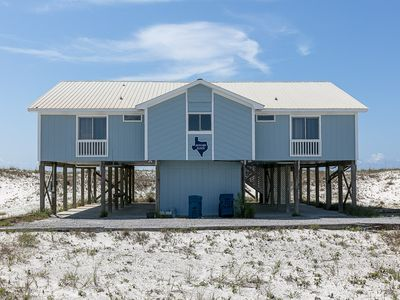 Photo for Howard Ranch House: 4 BR / 4 BA house in Gulf Shores, Sleeps 11