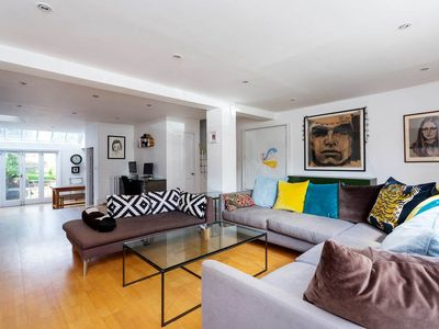 Photo for Spacious 4BR with garden in Islington, short journey to Central London, by Veeve