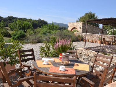 Photo for 4BR Cottage Vacation Rental in Cruïlles, Monells i Sant Sadur, Girona