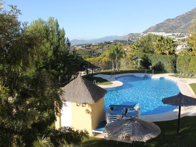 Photo for Tranquil Balcones de Mijas with 2 pools