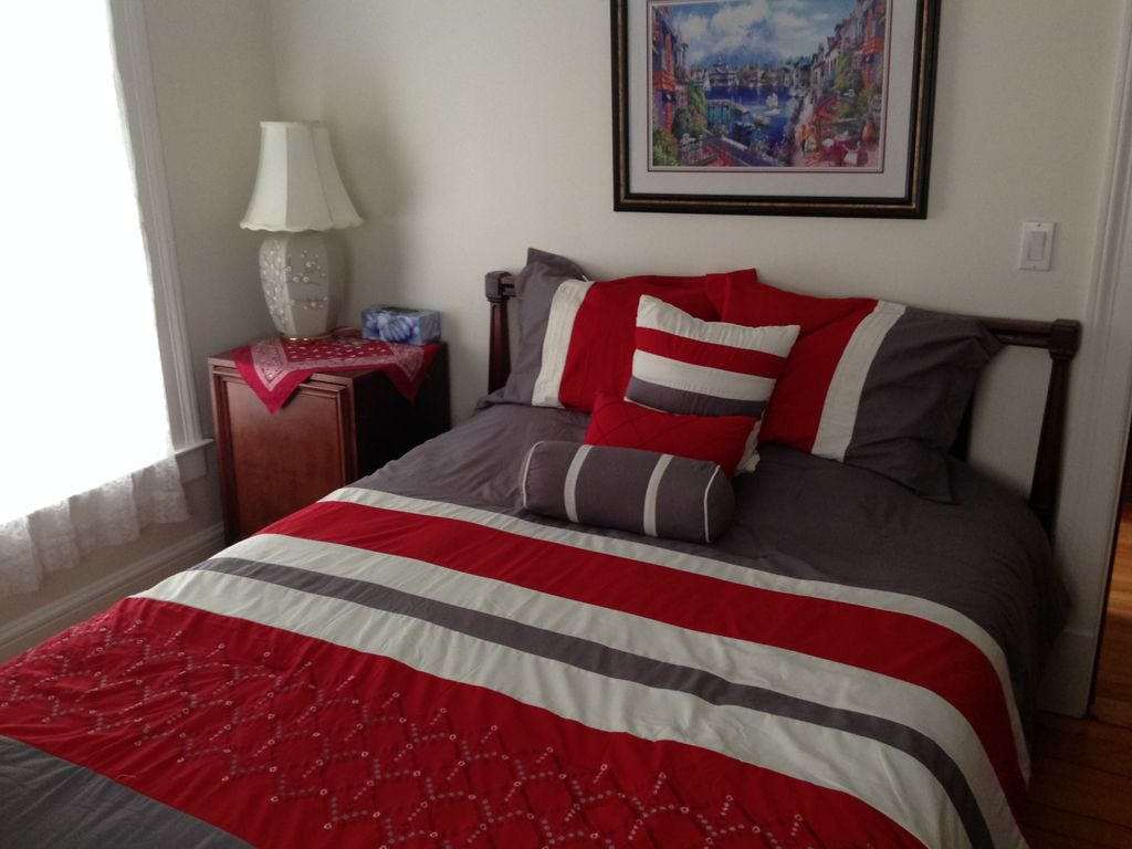 Location Vacances Bed And Breakfast Stanstead - La chambre rouge ...