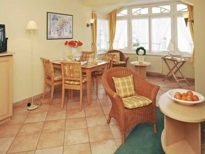 Photo for Whg. 08 top floor **** - Villa Meernixe **** - only 50 meters to the Baltic Sea beach WE18260