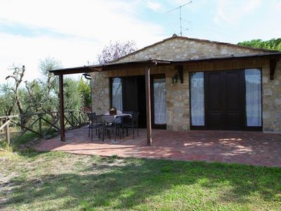 Photo for Holiday in a former convent from the 14th century - Apartment Il pergolato
