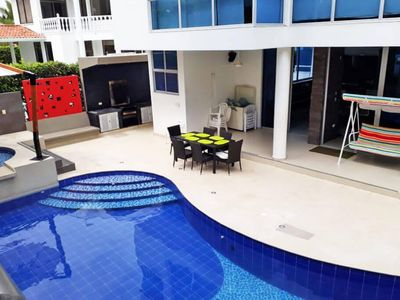 Photo for Luxury home with a pool in a privileged location!