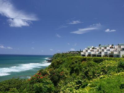 Photo for Puu Poa - Magnificent Oceanfront Condo: 20% DISCOUNT ON NEW RESERVATIONS