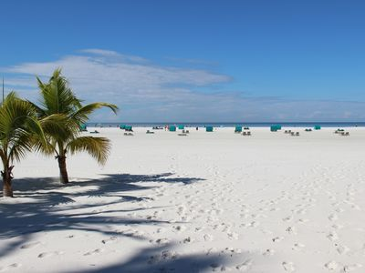 Photo for Fort Myers Beach – Vacation where the beach is at it widest!