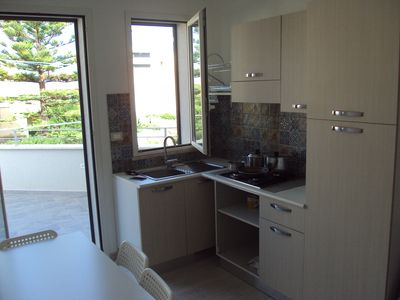 Photo for Apartment with terrace near the beach