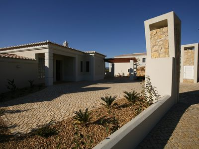 Photo for Recently built Villa With Pool On Pinta Golf Course