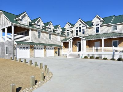 Photo for Signature Series | 7 Bedrooms | Southern Shores | Oceanfront | Sleeps 16