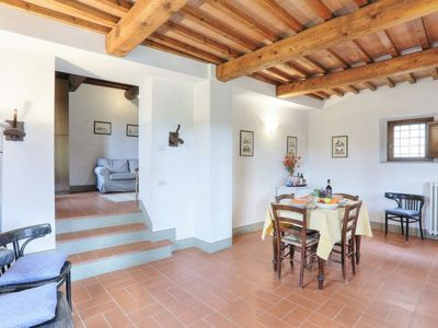 Photo for Apartment La Loggia in Impruneta - 4 persons, 2 bedrooms