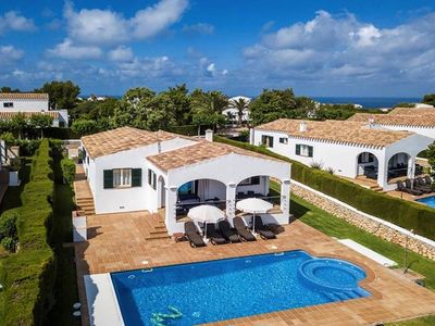 Photo for VILLA FINESSE TYPE 1, SON BOU - 3 Bedrooms, Private Pool, WiFi, Air Con, BBQ