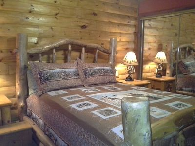 Photo for The Cozy Quail ~  Getaway for Two in the Pines