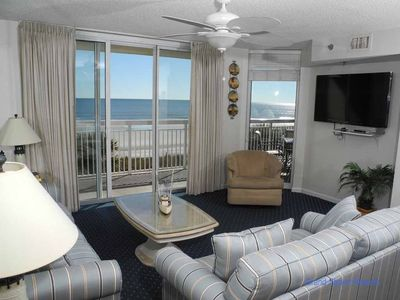 Photo for Crescent Shores Oceanfront Unit 210! Stunning Condo. Book your get away today!