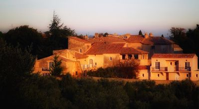 Photo for Haven of peace between vineyards and scrubland close to Avignon, Nîmes and Uzès