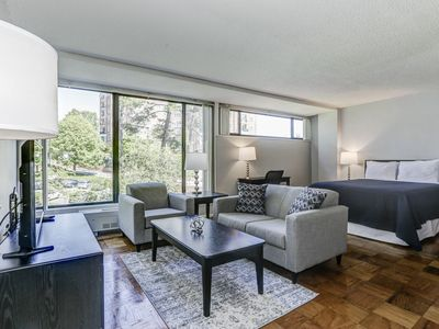 Photo for Large Studio in Woodley Park  [1124-S]
