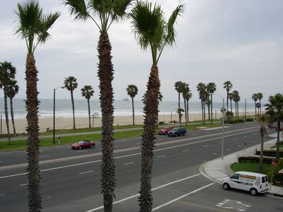 Photo for Oceanfront 3rd Top Floor Condo With Ocean Whitewater And Catalina Views
