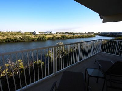 Photo for Wow $145/nt Fall Special, Book Now!  Private Beach, Both Bay Side and Harbor Side Views
