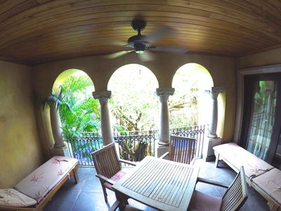 Photo for 2 bedroom condo in Langosta just steps from the beach!