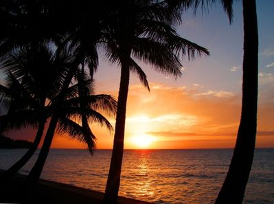 Enjoy Beautiful Sunsets from your own Front Yard!
