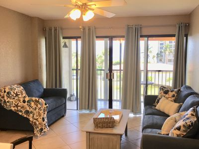 Photo for TRUE OCEAN & GOLF VIEWS in IMMACULATE Condo on Beautiful Hutchinson Island.