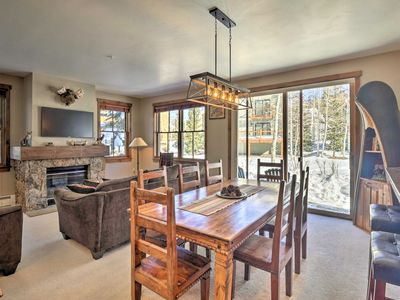 Photo for Getaway w/ Resort Amenities on Main Street Breck!