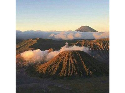 Photo for Bedroom for 3 person 5km from Mt. Bromo