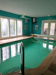Tn Is Open , rent now Grand Bear Lodge,  Heated Private Indoor Pool, Theater Pri