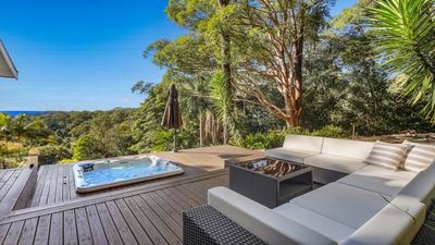 Photo for SECLUDED FAMILY ESCAPE WITH POOL AND SPA IN AVOCA