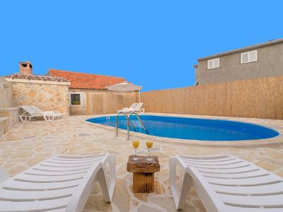 Photo for Policnik apartment for 1 - 8 people with 3 bedrooms - Apartment in villa