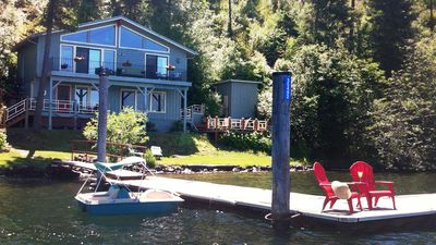 Photo for 3BR Cottage Vacation Rental in Harrison, Idaho
