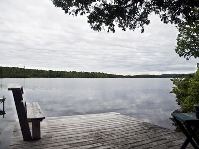 Photo for Enjoy the quiet, pristine region of Loon Lake