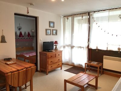 Photo for Comfortable apartment nestled in the village of St Lary