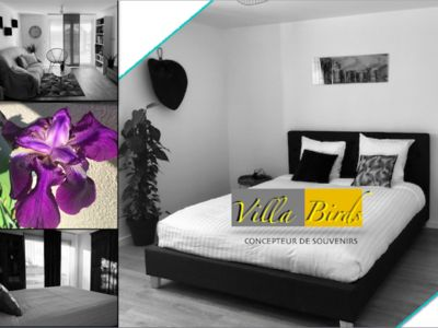 Photo for VILLA BIRDS · Quiet and relaxing 10 minutes from Chantilly and 35 minutes from Roissy Airport