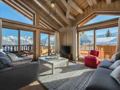 Photo for Chalet Ancolie : For a family and new