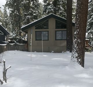 Photo for Walking distance to the lake! Enjoy a slice of Tahoe and Kings Beach beauty!!!