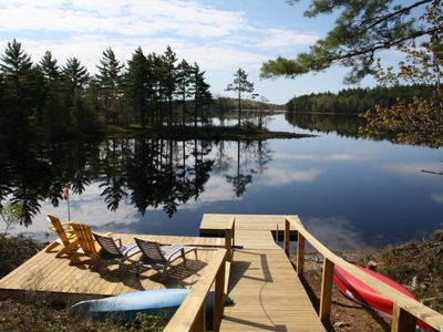 Photo for 3BR Chateau / Country House Vacation Rental in Springfield, NS