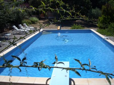 Photo for Villa T4 - 2700m garden - Pool 6x12 - 6 Pers