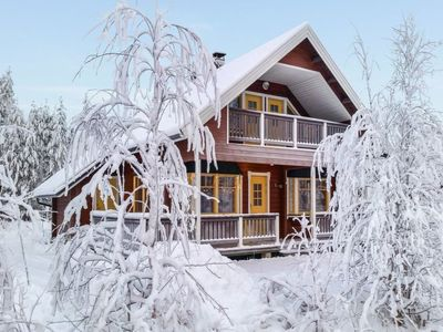 Photo for Vacation home Laulelevi in Kittilä - 10 persons, 5 bedrooms