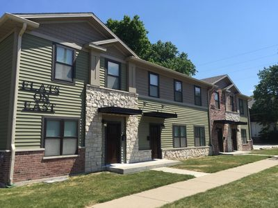 Photo for Amazing Value- Spacious Townhouse Unit Walking Distance from DT Bloomington